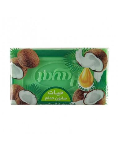 صابون عطری حمام حیات 125 گرم