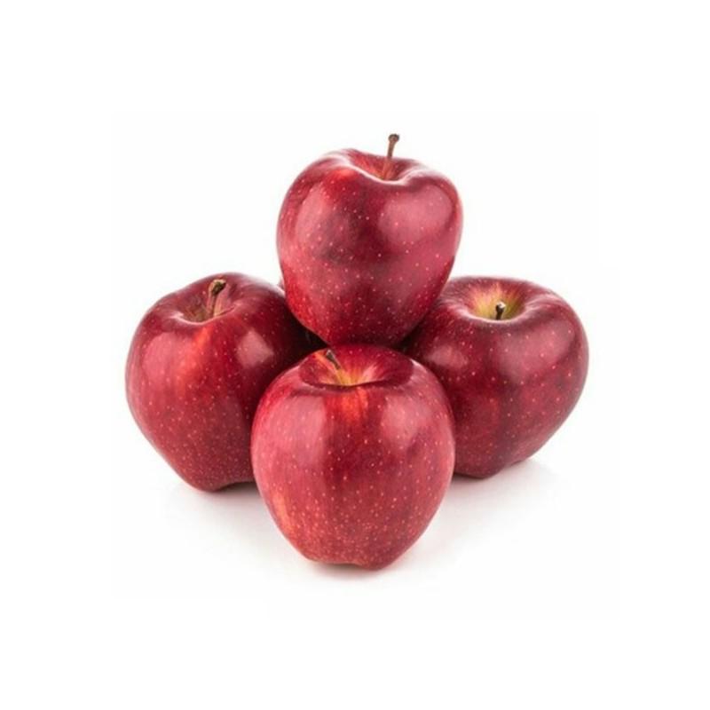 سیب قرمز مقدار 1 کيلو گرم