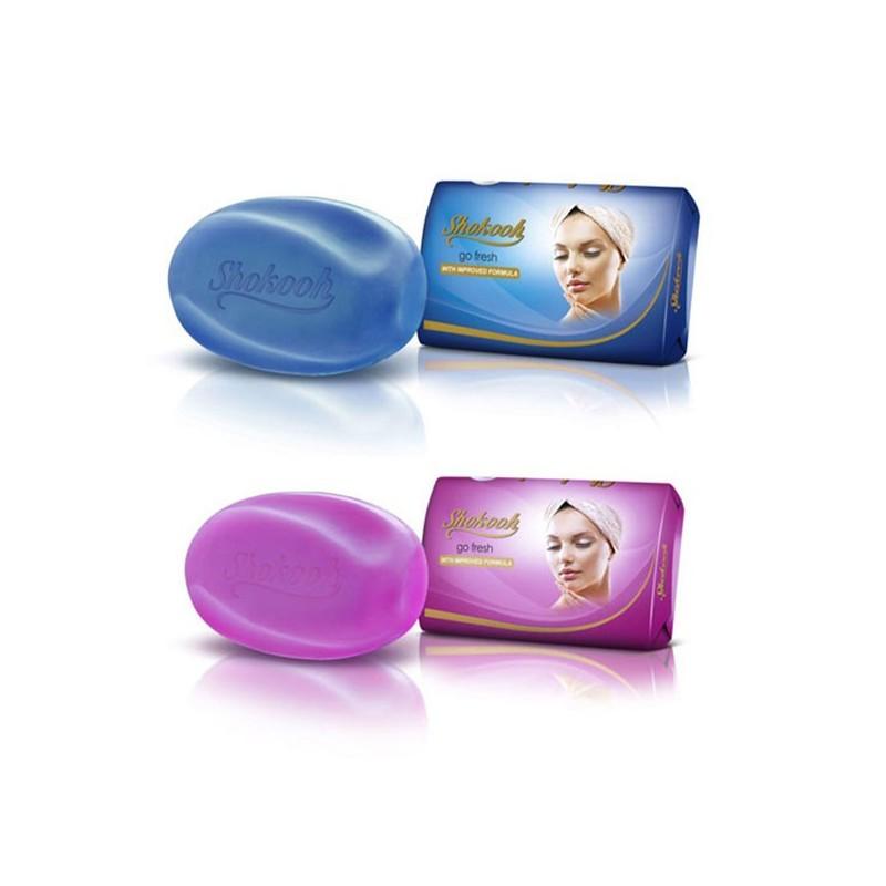 صابون ارایشی و بهداشتی شکوه 90 گرم
